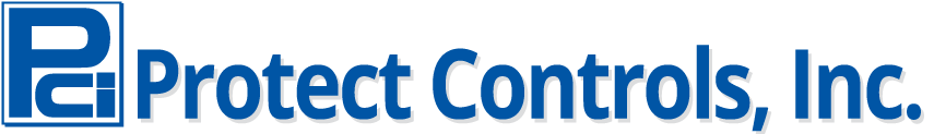 Protect Controls, Inc. Retina Logo
